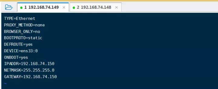Implementation of ZABBIX with dry goods four line script_ Server high availability