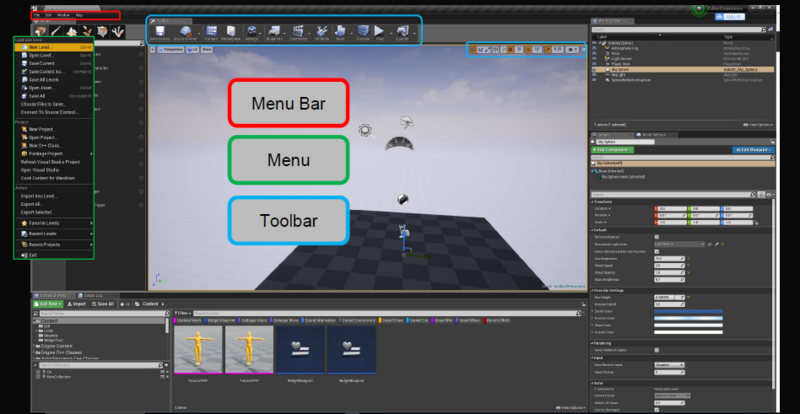 UE4 Editor Extended Trampling History | Develop Paper