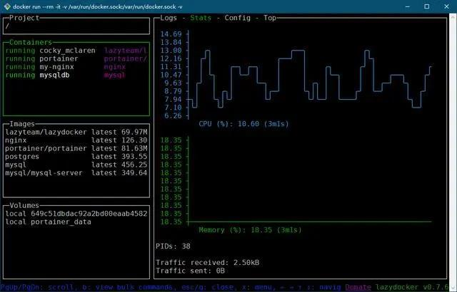 Recommend 3 easy-to-use docker graphical management tools