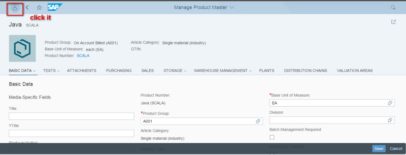 How to customize UI field label in Fiori standard application