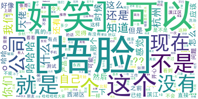 Two or three things in wechat group (Part Two)