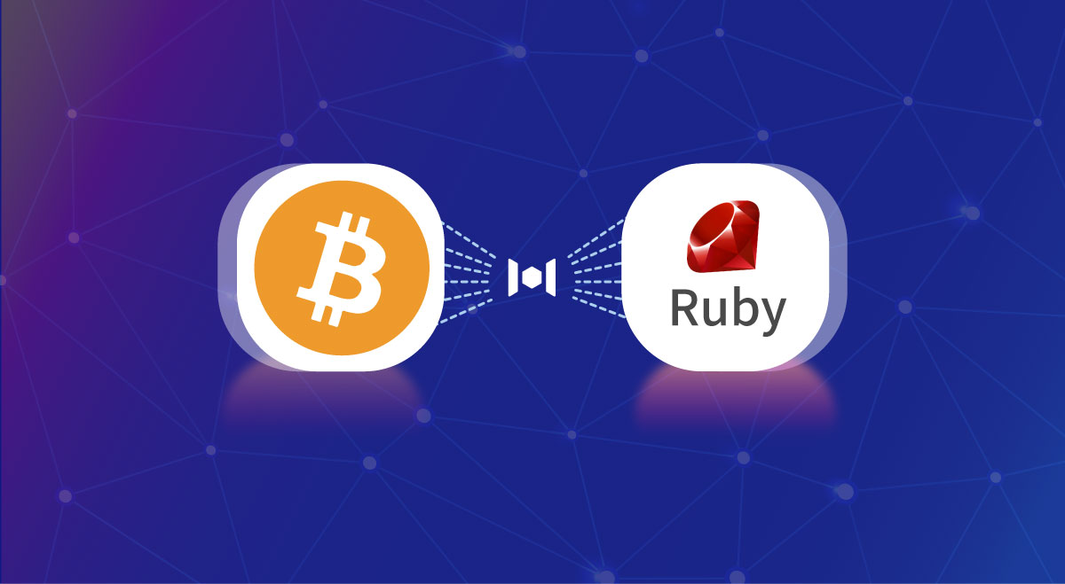 Ruby Bitcoin Development Tutorial: Creating Bitcoin Wallet | Develop