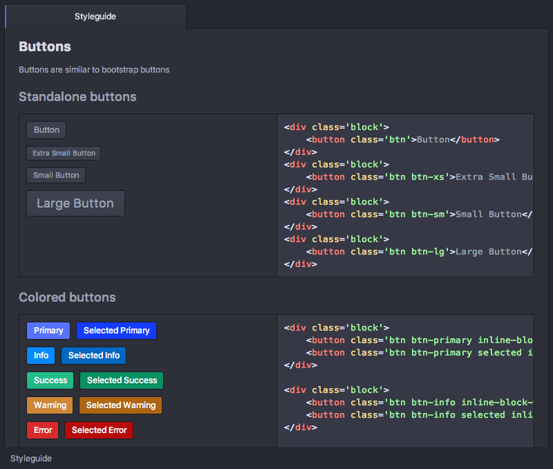 Atom flight manual translation: 3.5 create theme