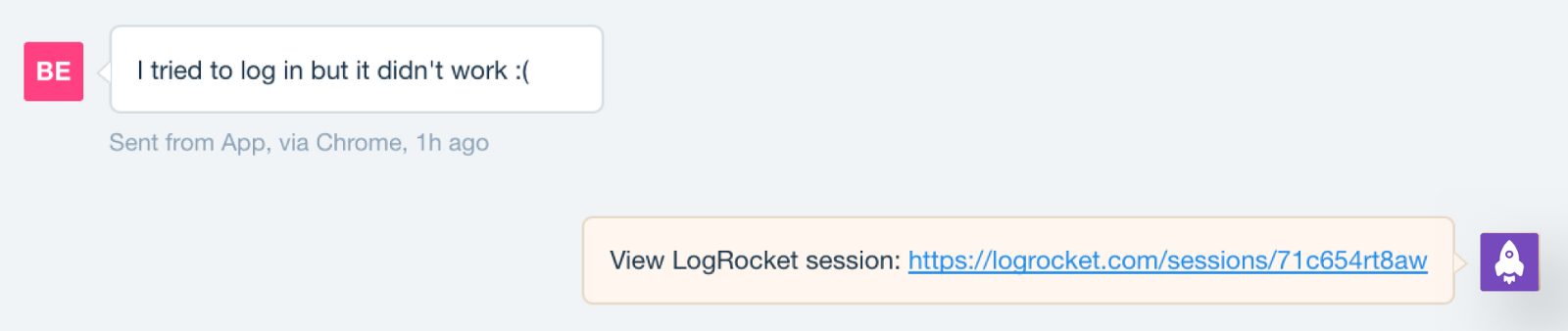 Use logrocket to record Redux logs -- Sitepoint in the production environment